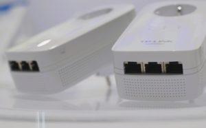 Les prises CPL pour avoir accès à Internet partout dans la maison