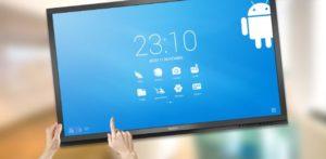 L'écran interactif SuperGlass : l'outil des salles de réunion