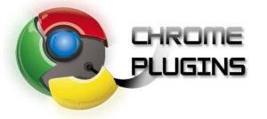 Quels plugins installés sur Google Chrome ?